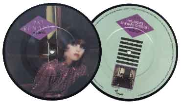 "Pat Benatar 7"" Picture Disc - Precious Time"