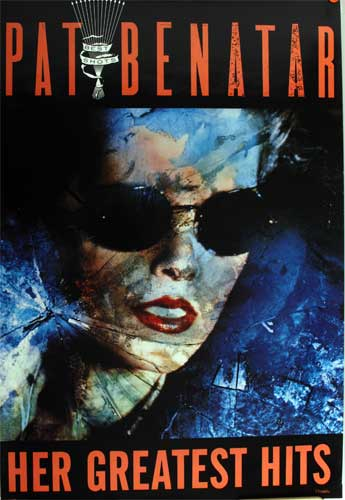 Pat Benatar - Greatest Hits poster