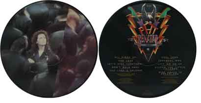 Pat Benatar 12' Picture Disc - Wide Awake In Dreamland