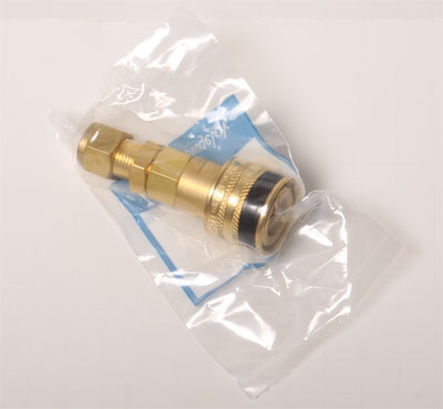 Swagelok B-QC6-B1-600 Quick Disconnect Fitting - B-QC6-B1-600K1
