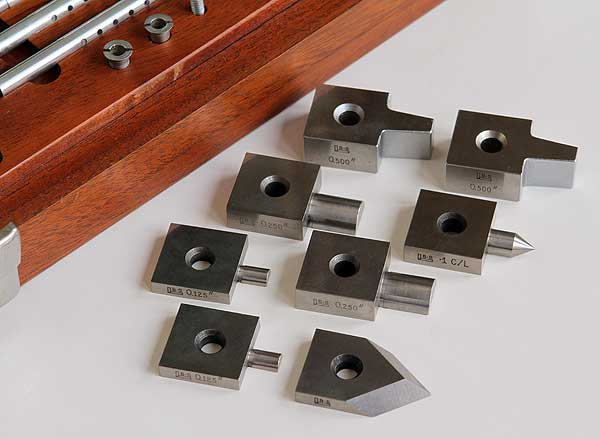 Brown & Sharpe Gage Block Accessory Set